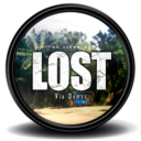 128x128px size png icon of Lost The Video Game 1