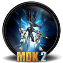 128x128px size png icon of MDK 2 1