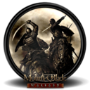 128x128px size png icon of Mount Blade Warband 1
