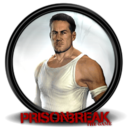 128x128px size png icon of Prisonbreak The Game 1