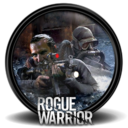 128x128px size png icon of Rogue Warrior 1