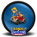 128x128px size png icon of Sonic SEGA All Stars Racing 2