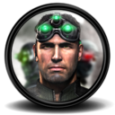Splinter Cell Conviction SamFisher 4 Icon