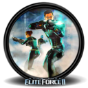 128x128px size png icon of Star Trek Elite Force II 1