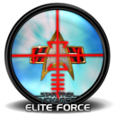 128x128px size png icon of Star Trek Voyager Elite Force 4