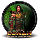 128x128px size png icon of Age of Conan Hyborian Adventures 1