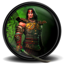 128x128px size png icon of Age of Conan Hyborian Adventures 2