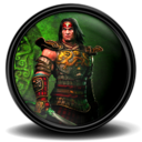 128x128px size png icon of Age of Conan Hyborian Adventures 3