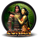 128x128px size png icon of Age of Conan Hyborian Adventures 4