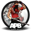 128x128px size png icon of All Points Bulletin 2