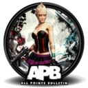 128x128px size png icon of All Points Bulletin 3