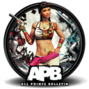128x128px size png icon of All Points Bulletin 4