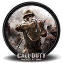 128x128px size png icon of Call of Duty World at War 10