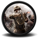 128x128px size png icon of Call of Duty World at War 11