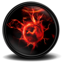 128x128px size png icon of Fear3 1
