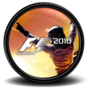 128x128px size png icon of Formula 1 2010 1