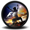 128x128px size png icon of Formula 1 2010 4