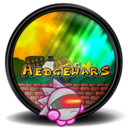 128x128px size png icon of Hedgewars 1