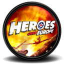 128x128px size png icon of Heroes over Europe 1