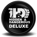 128x128px size png icon of Hiden Dangerous Deluxe 1
