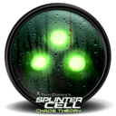 128x128px size png icon of Splinter Cell Chaos Theory new 3
