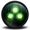 Splinter Cell Chaos Theory new 4 Icon