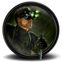 Splinter Cell Chaos Theory new 8 Icon