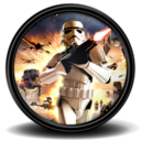 128x128px size png icon of Star Wars Battlefront new 2