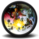 128x128px size png icon of Star Wars Shadows of the Empire 2