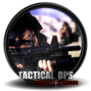 128x128px size png icon of Tactical Ops Assault on Terror 1