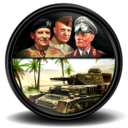 128x128px size png icon of Theatre of War 2 Afrika 1942 2