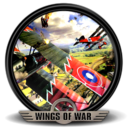 128x128px size png icon of Wings of War 1