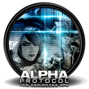 128x128px size png icon of Alpha Protocol 3