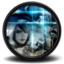 128x128px size png icon of Alpha Protocol 4