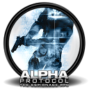 128x128px size png icon of Alpha Protocol 5