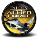 128x128px size png icon of Falcon 4 0 Allied Force 1