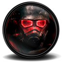 128x128px size png icon of Fallout New Vegas 3
