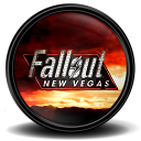 128x128px size png icon of Fallout New Vegas 4