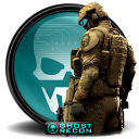 128x128px size png icon of Ghost Recon Future Soldier 3