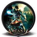 128x128px size png icon of Gothic 4 Arcania 1
