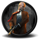 128x128px size png icon of Hitman Blood Money 7