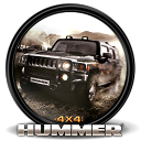 128x128px size png icon of Hummer 4x4 1