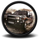 128x128px size png icon of Hummer 4x4 2