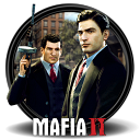 128x128px size png icon of Mafia 2 3