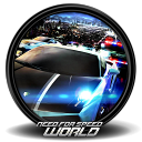 128x128px size png icon of Need for Speed World Online 2