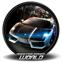 128x128px size png icon of Need for Speed World Online 4