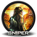 128x128px size png icon of Sniper Ghost Worrior 4