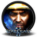 128x128px size png icon of Starcraft 2 1