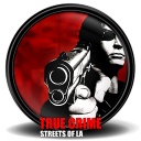 128x128px size png icon of True Crime Streets of LA 1