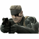 128x128px size png icon of Snake 8